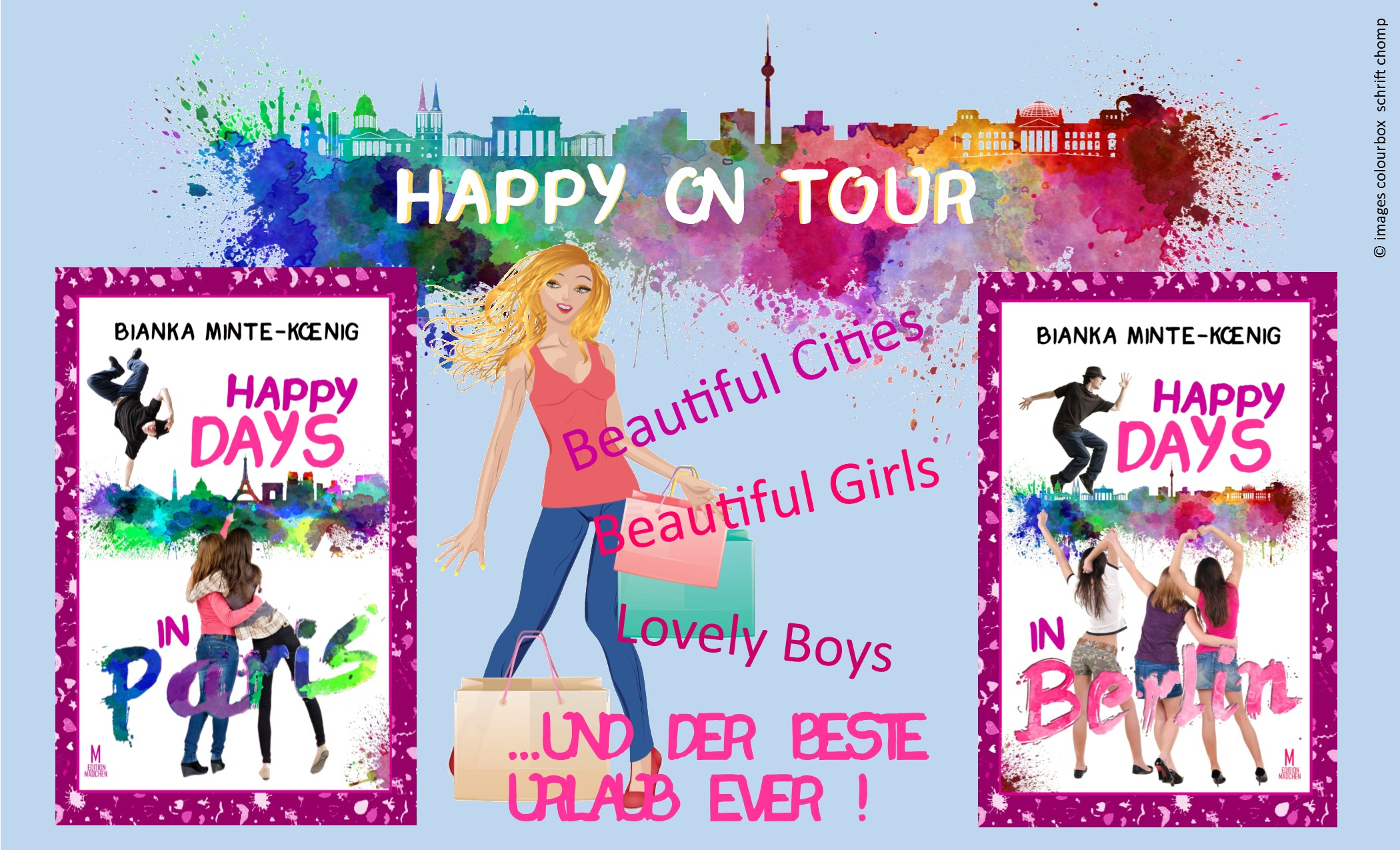 Happy Days Banner