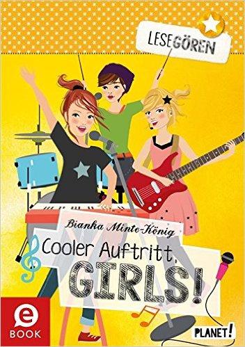 Cooler Auftritt Girls